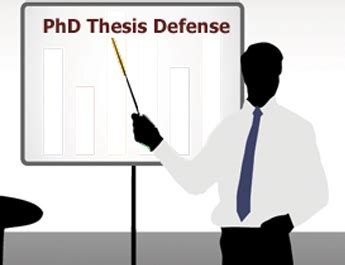 Defending Your Dissertation: Advice from a Doctoral